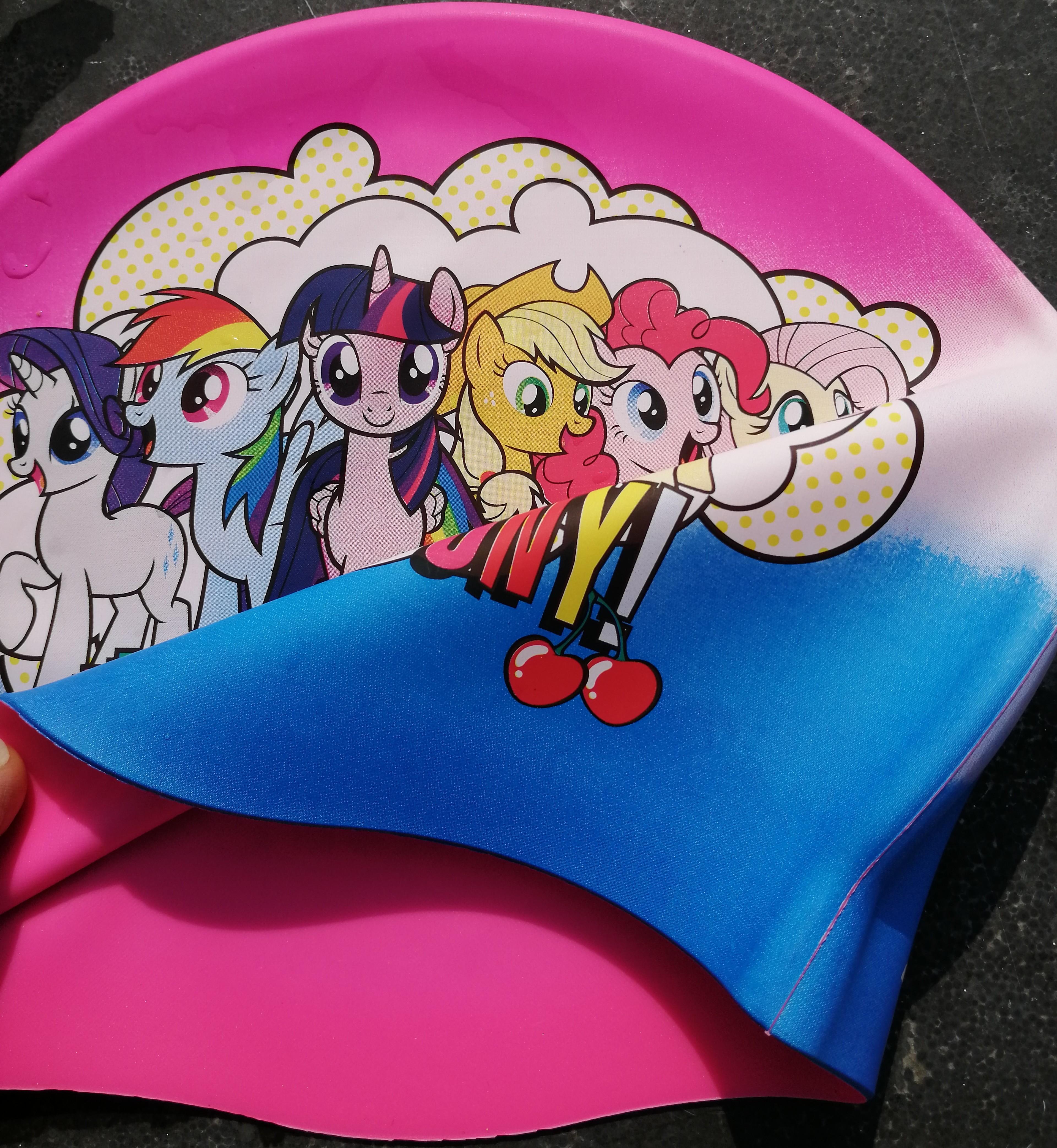 Swim cap custom printing