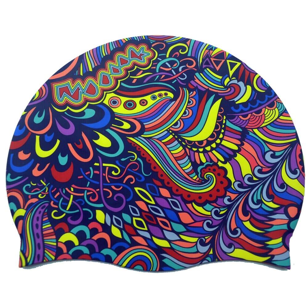 customized swim caps